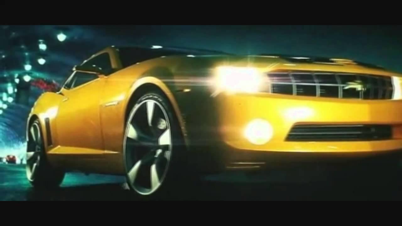 Transformers Camaro Transformation Youtube