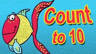 Count to 10 : For Toddlers and Preschool Kids - Boats and Planes