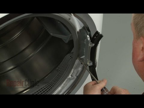 Door Hinge - Electrolux Electric Dryer