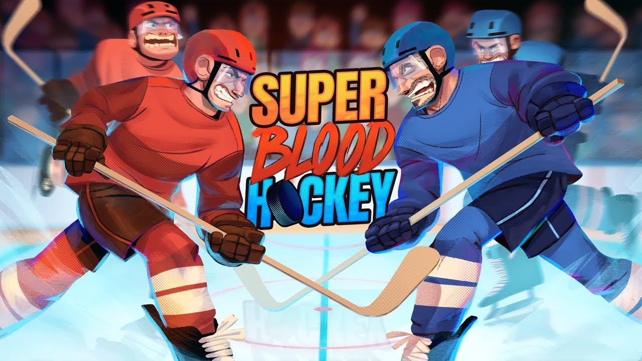 Super Blood Hockey Trailer Ps4 Xbox One Nintendo Switch Youtube