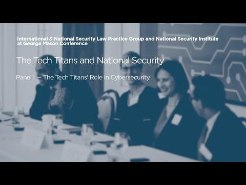 The Tech Titans' Role in Cybersecurity [The Tech Titans and National Security]