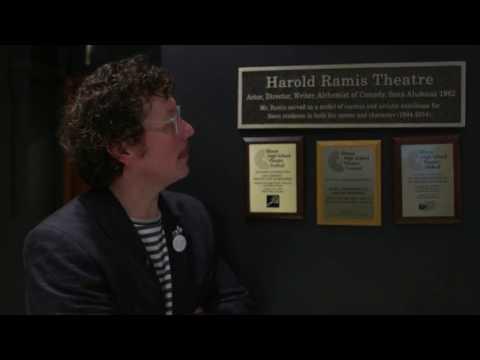Learning to Win: Nicholas Senn High School's Harold Ramis