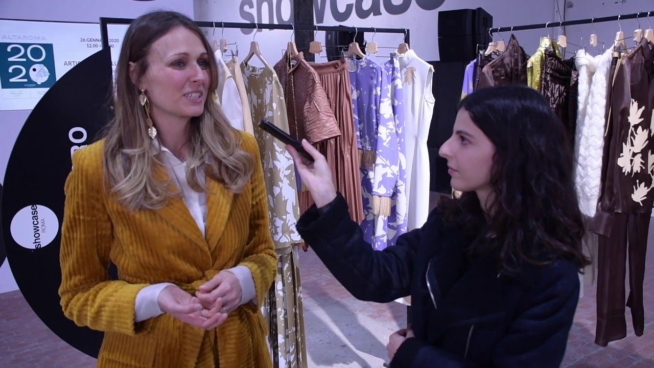 Video-Intervista a Caterina Moro FW20/21