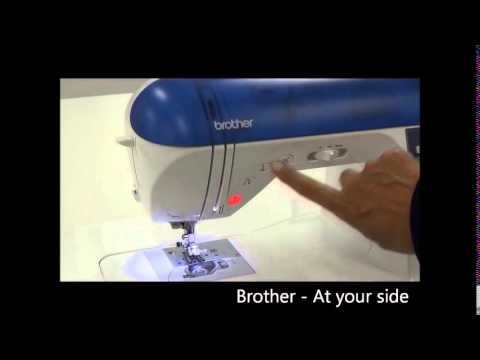 Máquina De Costura Brother NX40Q YouTube Gorgeous Nx450q Brother Sewing Machine