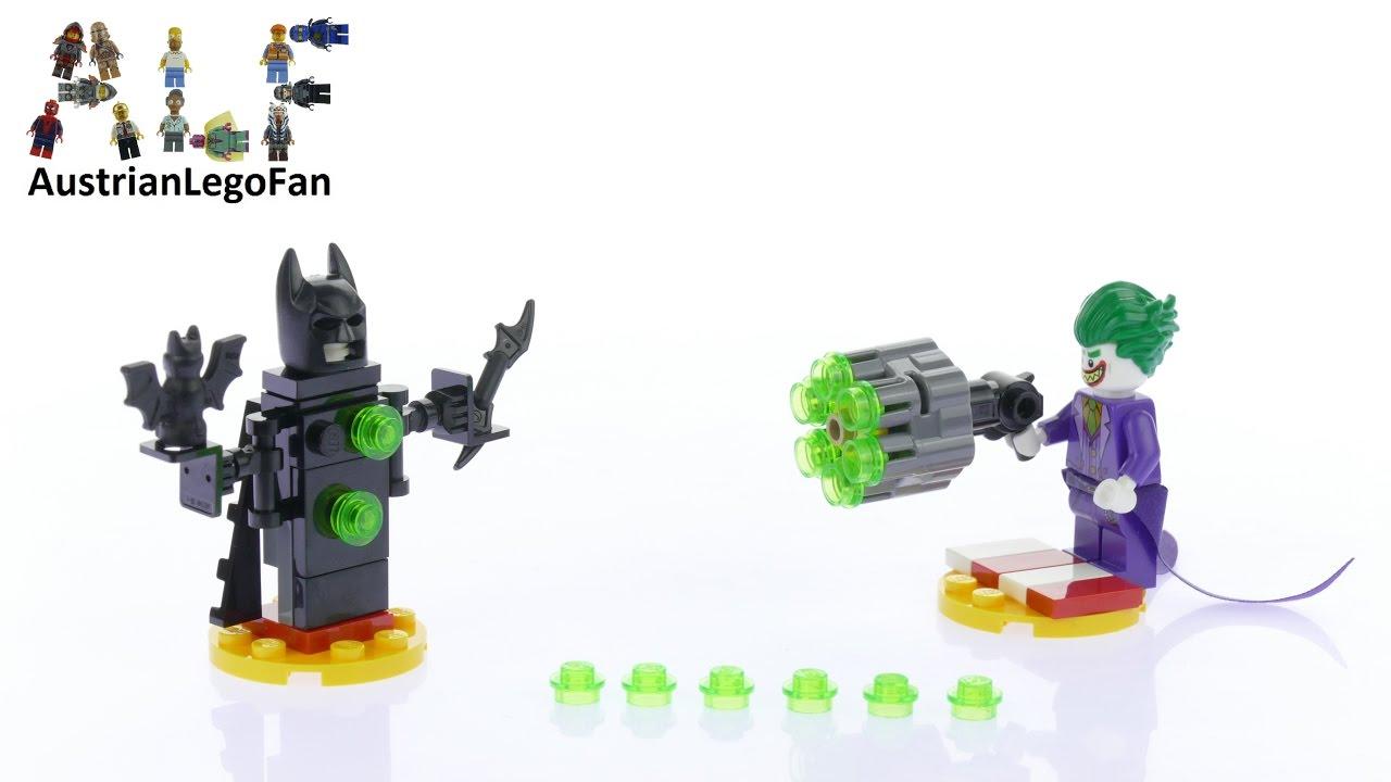 lego batman movie 30523 the joker battle training lego. Black Bedroom Furniture Sets. Home Design Ideas