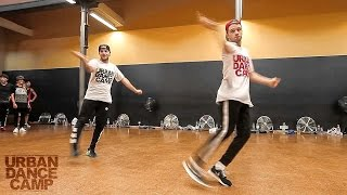 Body Cry - Slumberjack / EZtwins Choreography / URBAN DANCE CAMP