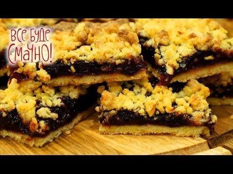 Тертый пирог и тарталетки с вишнями – Все буде смачно. Выпуск от 10.10.15