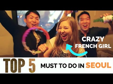 DISCOVER KOREA | TOP 5 MUST TO DO IN SEOUL