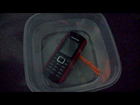 Samsung B2100 a real survival phone!