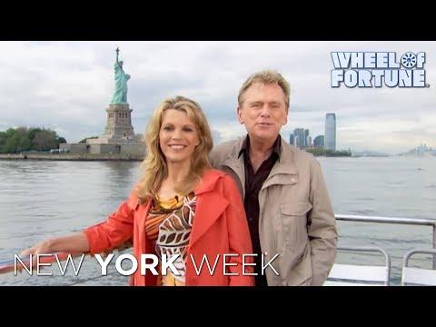 Wheel of Fortune: Wheel Loves New York!