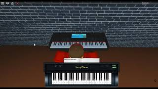 Halo CE Theme - Halo CE by: Martin O'Donnell & Michael Salvatori on a ROBLOX piano.
