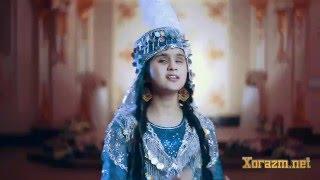 Iroda Sapayeva - Lazgi (Official HD video)