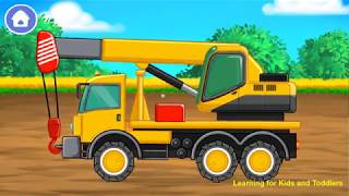 Kids Transport - Toddler Car Games, Learn Vehicles - Educational Game