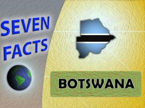 7 Facts about Botswana