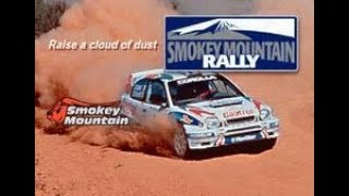 Gran Turismo 3 A-Spec Rally Event, Smokey Mountain Rally Part 3/10 🏁