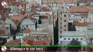 Repeat youtube video Albenga e le sue torri