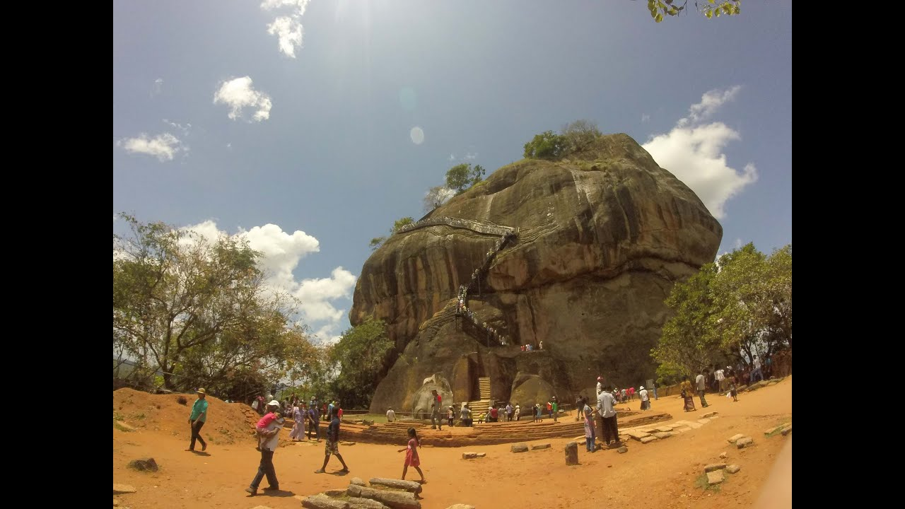Gut gemocht Sri Lanka : Sigiriya - YouTube HD19