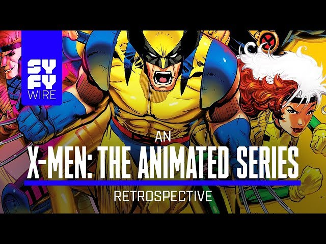 fe77f450364 X-Men: The Animated Series: Why The 90s Show Is The Best Thing Ever | SYFY  WIRE