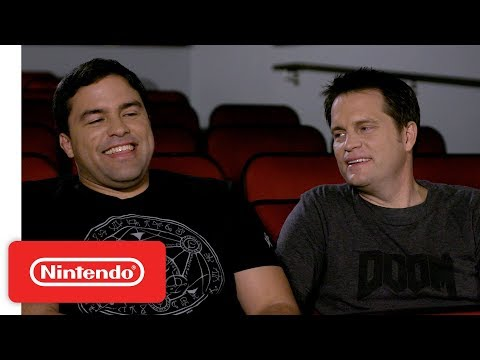 DOOM on Nintendo Switch – id Software Developer Interview