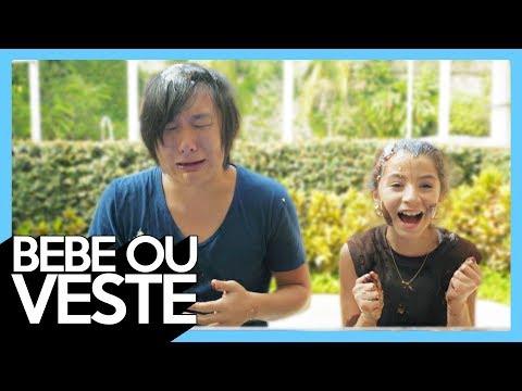 DEU RUIM NO DESAFIO DO COPO (ft. Ivana Coelho )