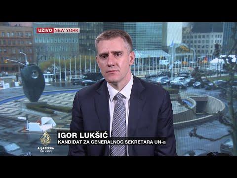 Lukšić o kandidatima za generalnog sekretara UN-a