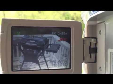 Overview of the JVC GR-D250U MiniDV camcorder