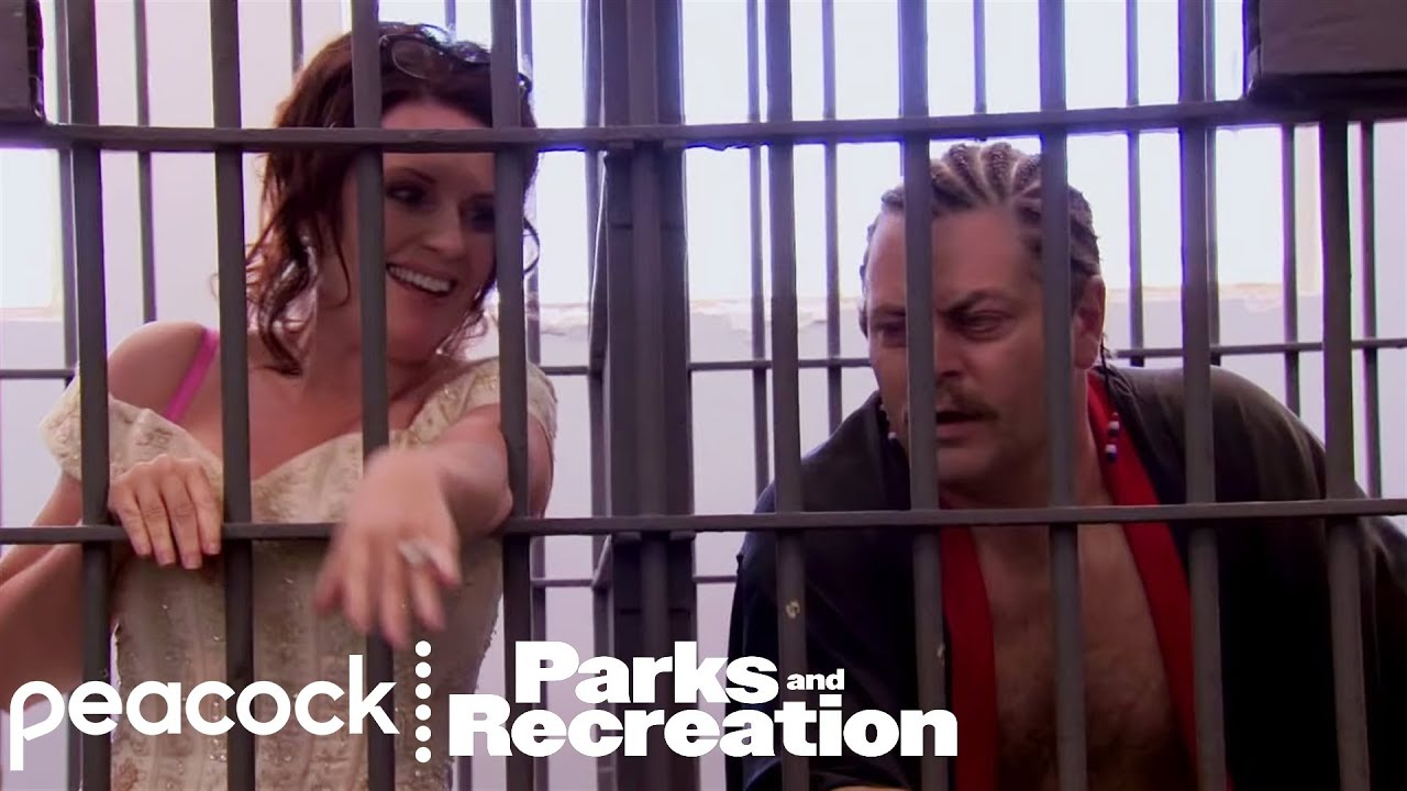 A Nightmare Called Tammy - Parks and Recreation