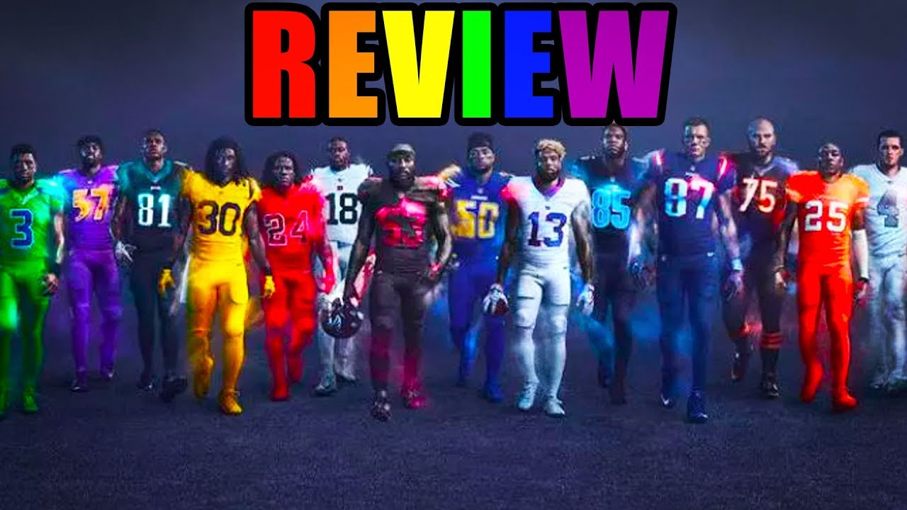 164ad873cb8 Reviewing The Color Rush Uniforms For All NFL Teams - YouTube