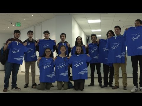 ​Students Shadow Argo Group