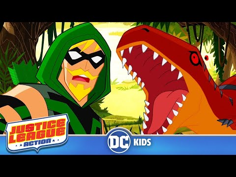 Download Youtube: Justice League Action | Green Arrow Justice