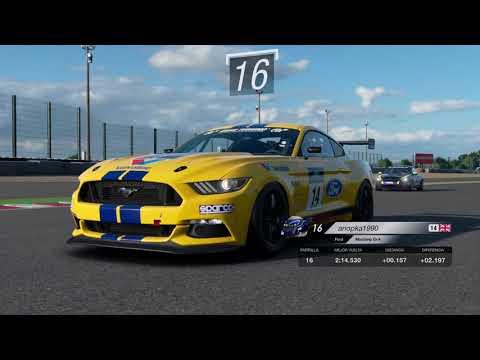 Gran Turismo™SPORT fabricantes FIA ronda 7 Lexus GR 4 thumbnail