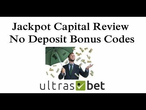 Jackpot Capital Review No Deposit Bonus Codes 2019 Youtube