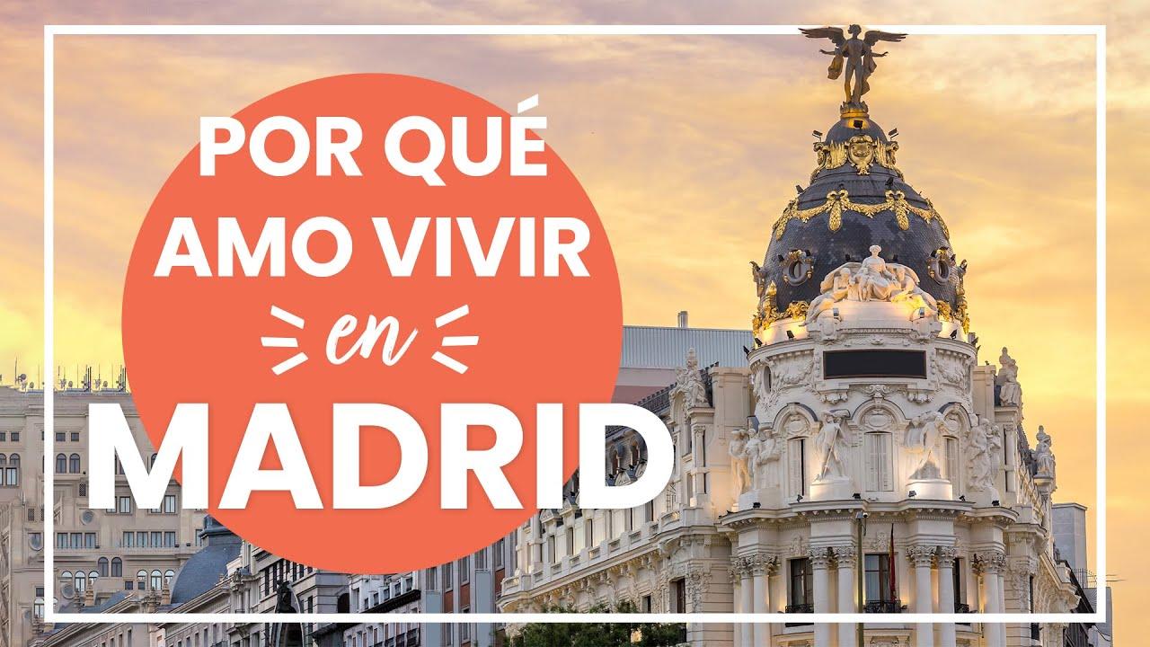 12 COSAS que AMO de VIVIR en MADRID | Ceci de Viaje
