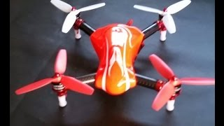 Blade 200QX Quadcopter 2nd outing