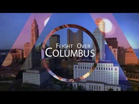Flight Over Columbus | DJI Phantom 3