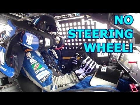 Breaking the Rules in NASCAR