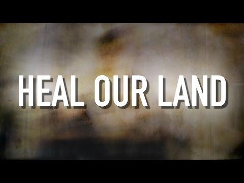 Heal Our Land - [Lyric Video] Kari Jobe