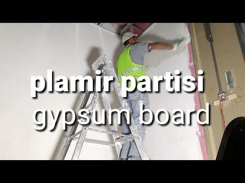 cara-plamir-gypsum-board