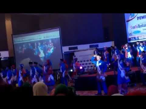 Dance Icon GenRe Sumatera Barat Tarian Si Nona (Duta GenRe Kota Padang 2017 )