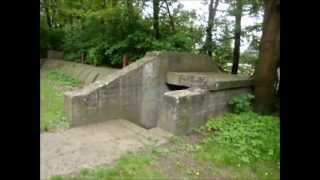 Relics of WW2 - Part 3 - bunker near train station in Germany