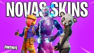 FORTNITE-NEW SKINS, ITEMS and DANCES OF SEASON 5!