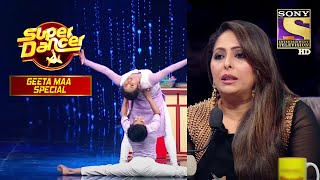 Geeta माँ को क्या लगा इस Act में Missing? | Super Dancer | Geeta Maa Special
