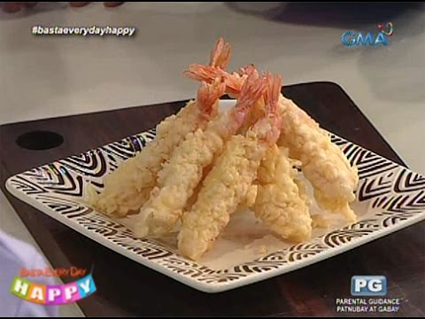 Chef Boy Dish: Tempura