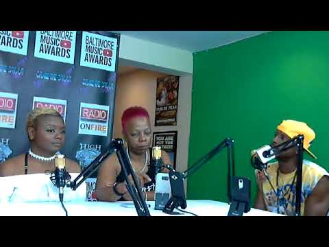 D Coy (Rapper) Interview | Baltimore Flava Radio