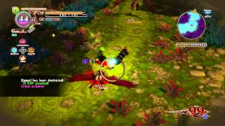 The Witch and the Hundred Knight Gameplay PS3