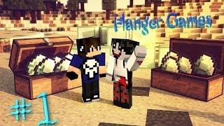 [#1] Голодные Игры (Hanger-Games) - {Minecraft}