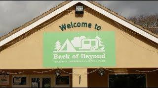 Practical Caravan's campsite reviews – Back of Beyond Touring Park