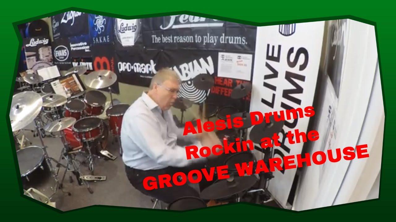 Groove Warehouse - Buy Drums online | Drums Repairs
