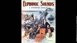 Scott Joplin - Euphonic Sounds (Performed by Joshua Rifkin)