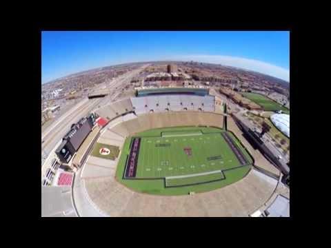 Texas Tech Jones Stadium
